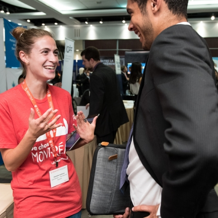 2017 Jaclyn Fisher Management Career Fair