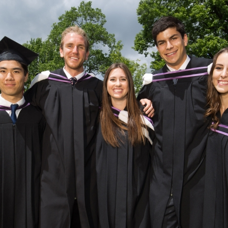 BCom'17 alumni
