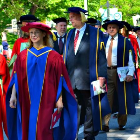 Convocation 2016 - Desautels Faculty of Management
