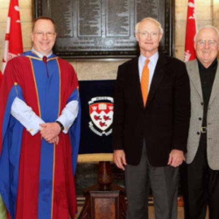 Prof. Peter Christoffersen; Dean, Peter Todd; Dr. Michael E Porter; Marcel Desau
