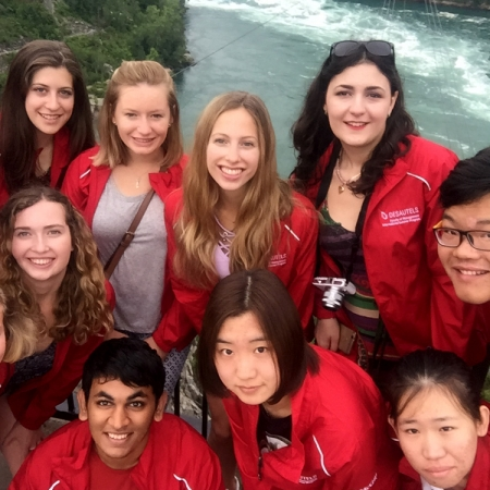 Niagara Falls, Ontario: This was a stop before heading to Niagara-on-the-Lake