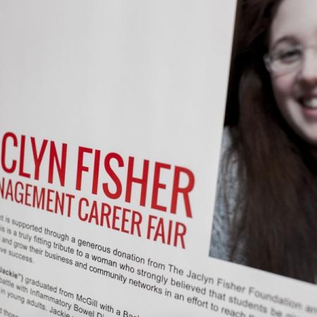 2018 Jaclyn Fisher Management Career Fair