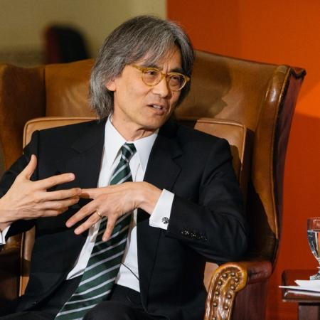 Maestro Kent Nagano, Music Director of the Orchestre Symphonique de Montréal