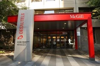 Desautels Faculty of Management, Bronfman Building