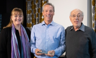 Professor Alain Pinsonneault recently received the inaugural Henry Mintzberg PhD Teaching and Mentorship Award in recognition of his high-quality teaching and commitment to student progress.