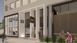 Bensadoun School of Retail Management, Conceptual Rendering, September 2018