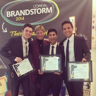 L'Oreal Brandstorm 2014