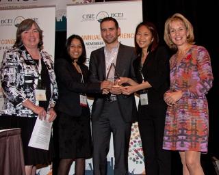 CBIE Award