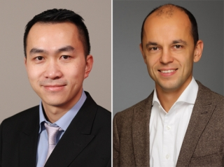 Desmond Tsang and David Schumacher
