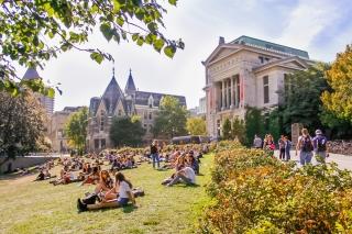 McGill Campus - Photo credit: Valeria Lau