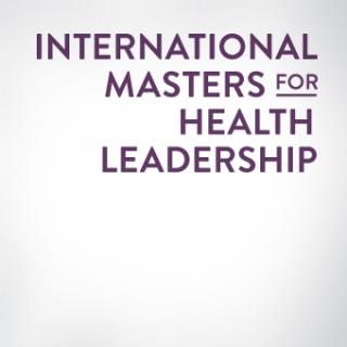 International Masters for Health Leadership