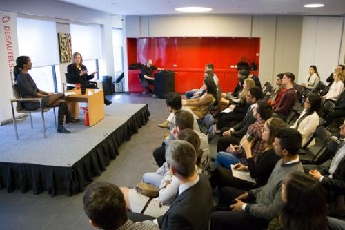 CEO Speaker Series - Elyse Allan, GE Canada