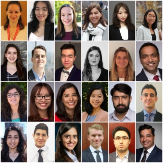 IM Student Fellows Fall 2018