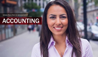 PhD specialization in Accounting