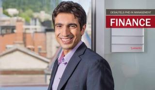 PhD specialization in Finance