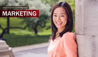 PhD specialization in Marketing