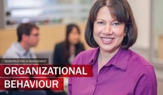 PhD specialization in Organizational Behaviour
