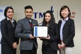PRIMA Winning Team