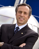 Guy Hachey, President and Chief Operating Officer, Bombardier Aerospace