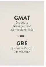 GMAT or GRE