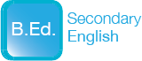 B.Ed. Secondary English