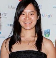 Jennifer Looi, winner of Undergraduate Teaching Award
