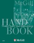 handbook of student rights and responsibilities icon