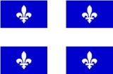 icon of quebec flag
