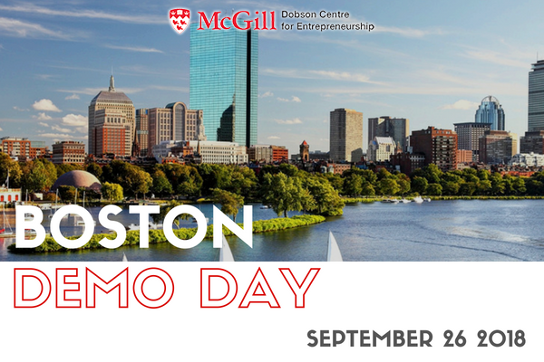 Boston Demo Day 2018