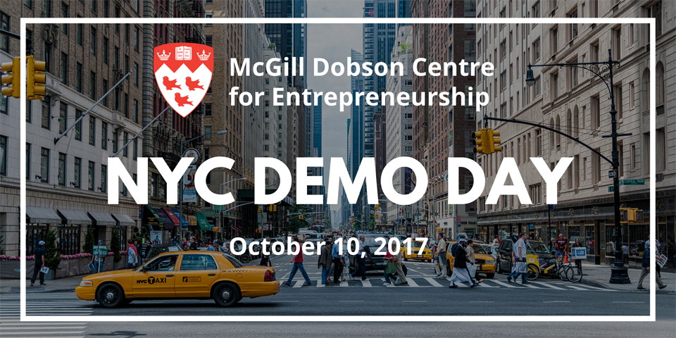 McGill New York City Demo Day