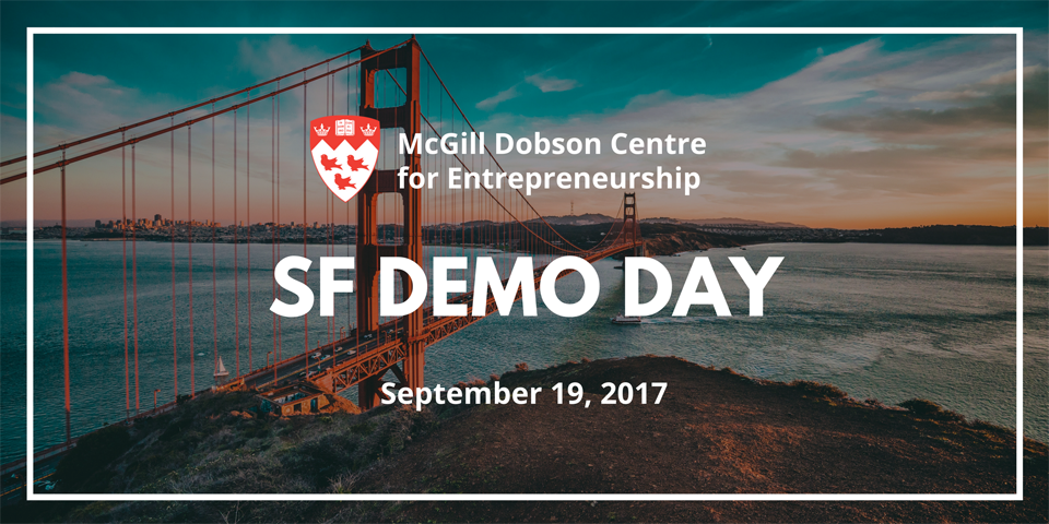 McGill San Francisco Demo Day