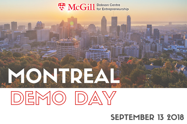 Montreal Demo Day 2018