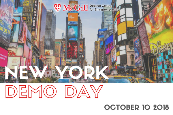 New York City Demo Day 2018