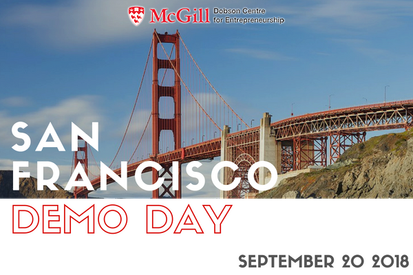 San Francisco Demo Day 2018