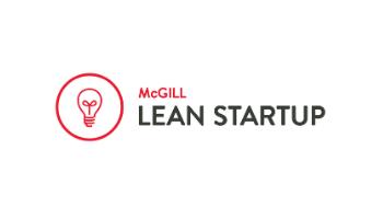 McGill Lean Startup logo