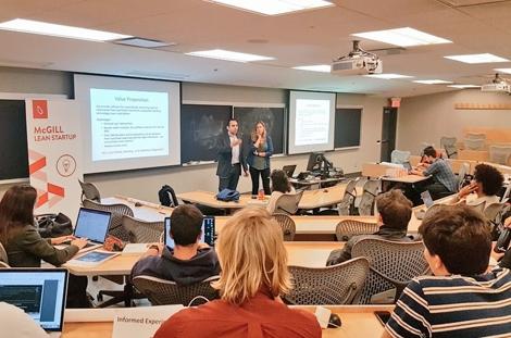 McGill Lean Startup 2018