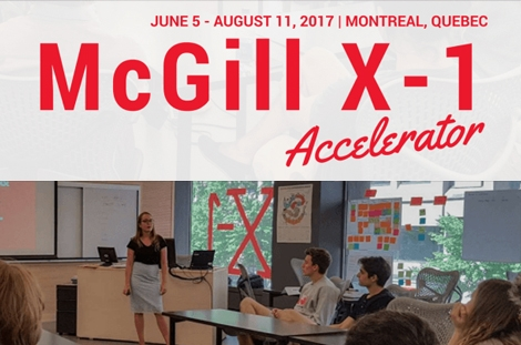 McGill X-1 Accelerator