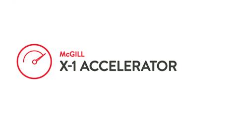 X-1 Accelerator Logo