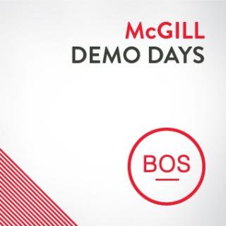 McGill Demo Days - Boston