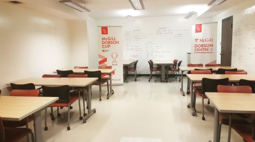 McGill Dobson Centre for Entrepreneurship Headquarters