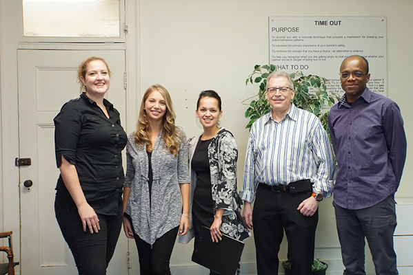 Team McGill Domestic Violence Clinic