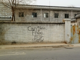 Can you free my world Graffitti, Beijing, Winter 2011