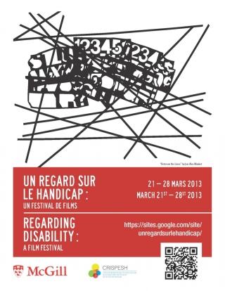Regarding Disbility: A film festival