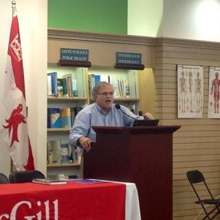 Dr. Jeffrey Derevensky, Inugural Book Launch