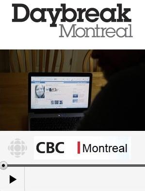 Maureen Baron on Daybreak Montreal
