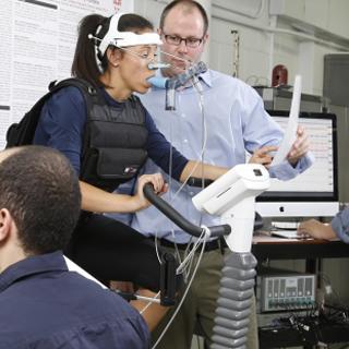 Testing in progress at the CERPL lab