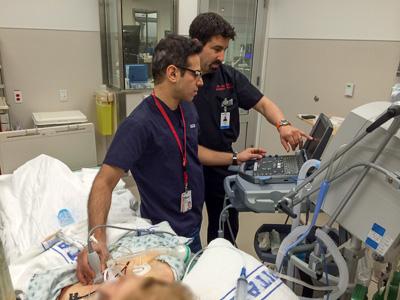 emergency medicine ultrasound fellowship emergency