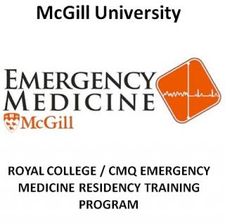 Program Manual | Emergency Medicine - McGill University