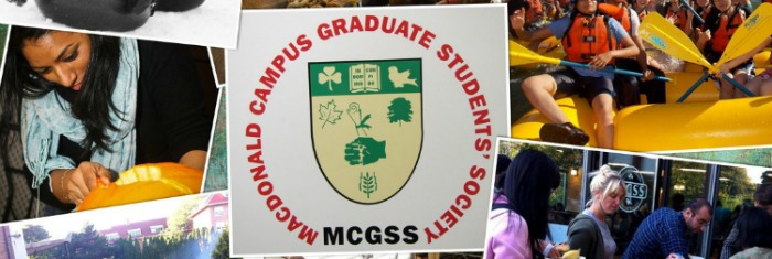 Macdonald Campus Graduate Students' Society (MCGSS)