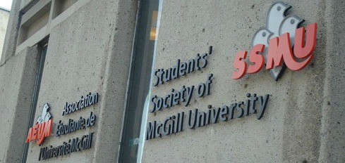 Students' Society of McGill University (SSMU)